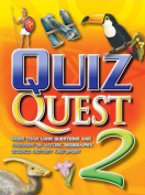 Quiz Quest: An Absorbing, Interactive Question and Answer Book