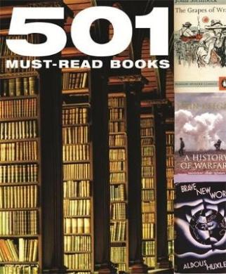 501 Must Read Books (501 Series)