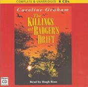 The Killings at Badger's Drift [Audio]