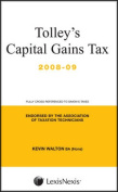 Tolley's Capital Gains Tax