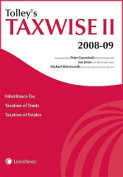Tolley's Taxwise II: 2008-09