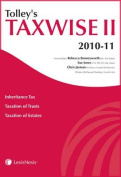 Tolley's Taxwise II: 2010-11