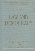 Law and Democracy (International Library of Essays in Law and Legal Theory