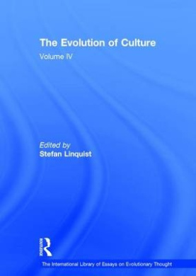 The Evolution of Culture: Volume 4 (The International Library of Essays on Evolutionary Thought)