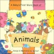 Animals [Board book]