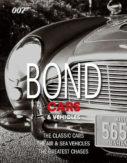 Bond Cars & Vehicles