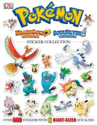 Pokemon HeartGold & SoulSilver Ultimate Sticker Book