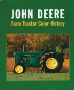 John Deere Farm Tractor Color History