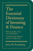 The Essential Dictionary of Investing and Finance