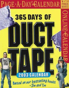 Duct Tape Page A Day 2003