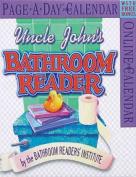 Uncle Johns Bathroom Reader 2003