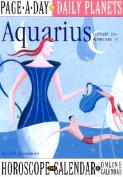 Aquarius Page A Day 2003