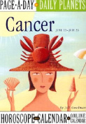 Cancer Page A Day 2003