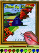 Paint by Numbers Calendar 2003