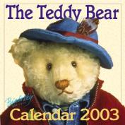 The 2003 Teddy Bear Calendar