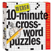 10-Minute Crossword Puzzles Page-A-Day Calendar