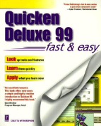 Quicken Deluxe 99 Fast and Easy