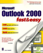 Outlook 2000 Fast and Easy