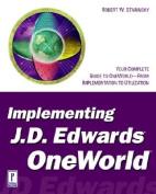 Implementing JD Edwards OneWorld