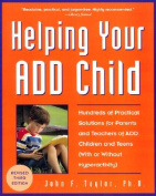 Helping Your Add Child Revised