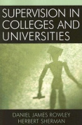 Supervision in Colleges and Universities