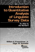 Introduction to Quantitative Analysis of Linguistic Survey Data