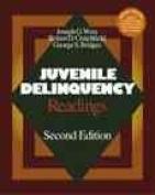 Juvenile Delinquency: Readings