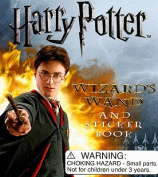 Harry Potter Wizard's Wand and Sticker Kit [With Sticker Book]