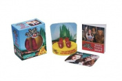 The Wizard of Oz Click-And-Wish Kit [With Sticker(s) and Plastic Ruby Slippers with Yellow Brick Road]
