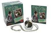 Harry Potter Horcrux Locket Kit and Sticker Book [With Locket Horcrux]