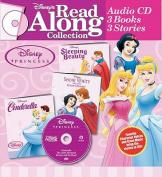 Disney Read Along Princess Collection [Audio]