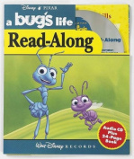 Disney/Pixar a Bug's Life Read-Along [With 24-Page Book] [Audio]
