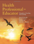 Health Professional as Educator