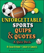 Unforgettable Sport Quips & Quotes Knowledge Cards