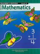 MCP Mathematics, Level A
