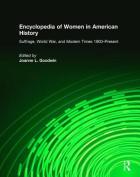 Encyclopedia of Women in American History