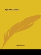 Spirits' Book (1898)
