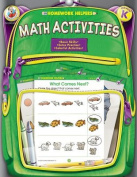 Math Activities, Homework Helpers, Grade K (Brighter Child