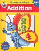 Addition, Homework Helpers, Grade 1 (Brighter Child