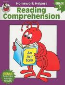 Reading Comprehension, Homework Helpers, Grade 3 (Brighter Child
