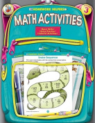 Math Activities, Grade 3 (Brighter Child