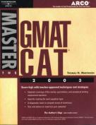 Master the Gmat Cat, 2003/E