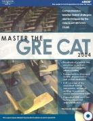 Master the Gre Cat, 2004/E W/CD