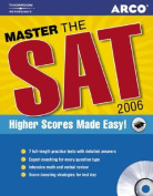 Arco Master the SAT with CDROM