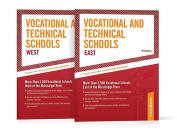 Vocational and Technical Schools Set 2010-2011 (Peterson's Vocational & Technical Schools Set