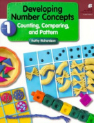 Developing Number Concepts Book 1