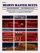 Belwin Master Duets (Saxophone), Vol 2