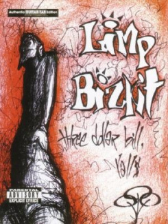 Limp Bizkit -- Three Dollar Bill, Yall : Authentic Guitar TAB