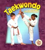 Taekwando in Action