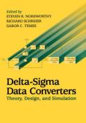 Delta-SIGMA Data Converters